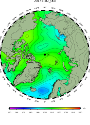 DMI Nov 2 pressure mslp_latest.big
