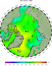 DMI Oct 15 pressure mslp_latest.big