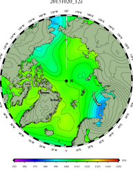 DMI Oct 20B pressure mslp_latest.big