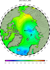 DMI Oct 23 pressure mslp_latest.big