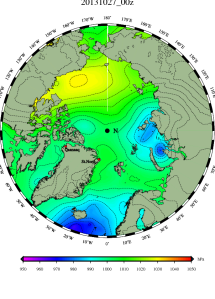 DMI Oct 27 pressure mslp_latest.big