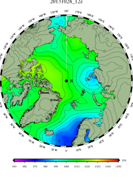 DMI Oct 28B pressure mslp_latest.big