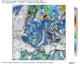 WN Oct 22 gfs_mslp_uv10m_arctic_1