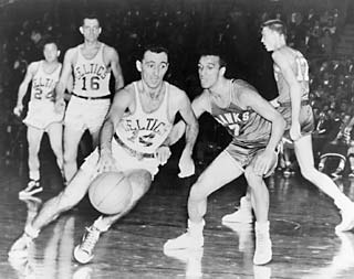 Bob Cousy 122303Photo_Cousy